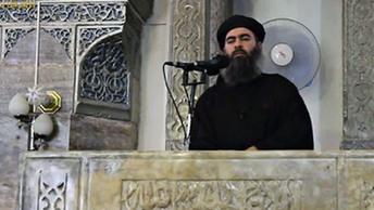 ГРУ: Мы знаем, где прячется главарь ИГ аль-Багдади