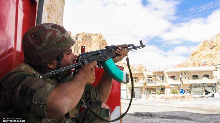 В Минобороны заявили о нарушении режима тишины террористами в Сирии