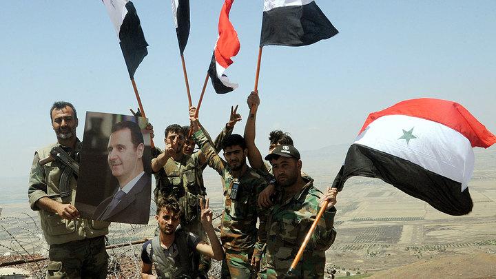 Новая этапная победа Сирии