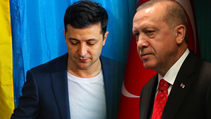 Пожмёт ли Зеленский руку Эрдогану?