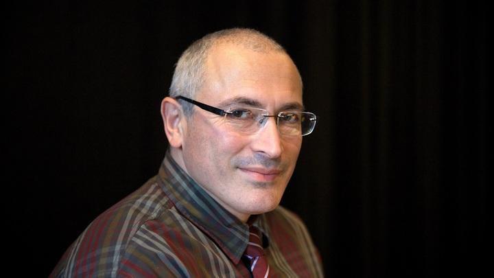Довели: Ходорковский уже назначил виновных в смерти главреда Коза Пресс