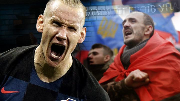 Как хорваты Украину с ФИФА поссорили