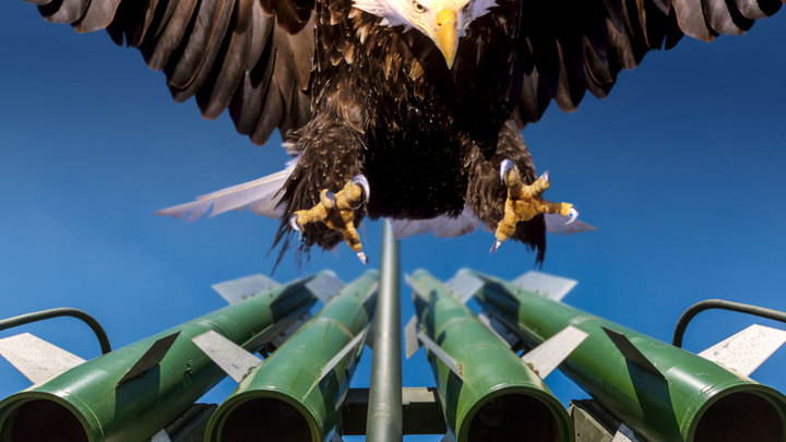 США пытаются лишить Россию её доли на оружейном рынке