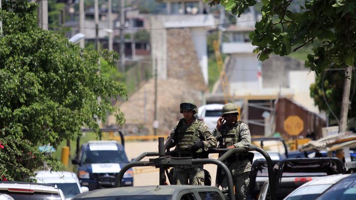 Акапулько, ай-яй-яй: Эксперты назвали самые опасные города в мире
