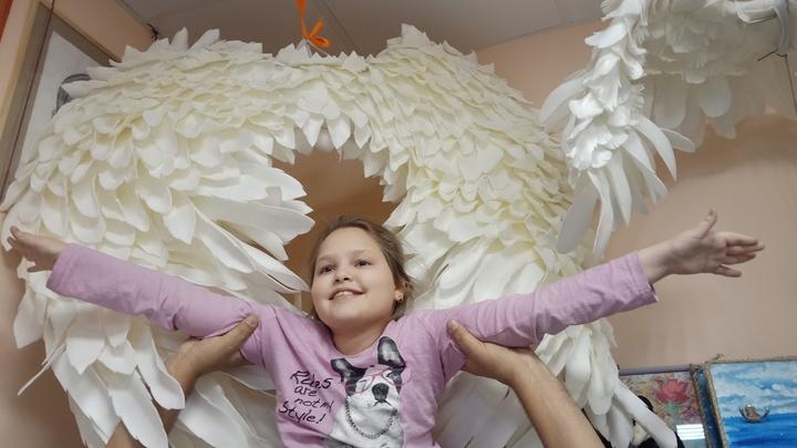 Пришейте мне крылья: Маша Моргунова и ее большая надежда