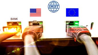Делягин: Отключение SWIFT не приведет к банковскому коллапсу в России