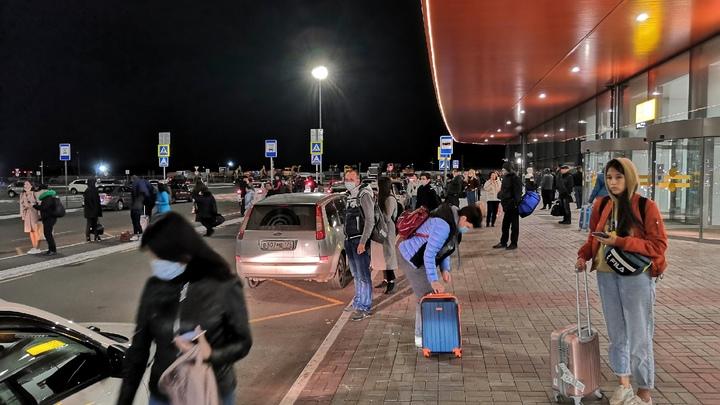 В Челябинске откладываетсявозобновление международных авиарейсов