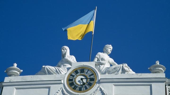 Нацистский марш в центре Киева: Наследники дивизии СС Галичина пообещали войну в Москве