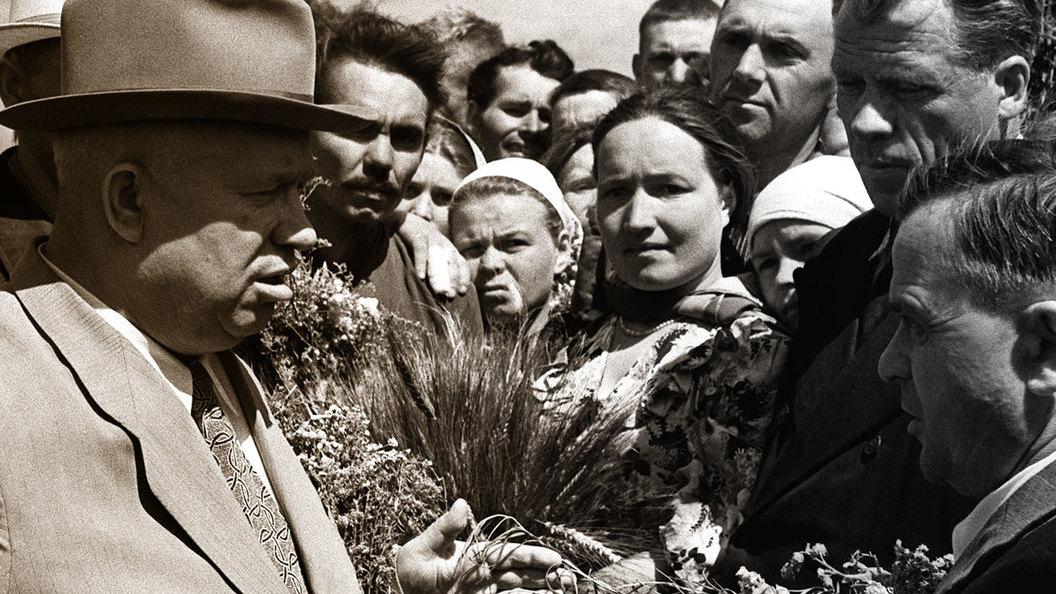 Белое слово: советская власть и передача Крыма в 1954 году
