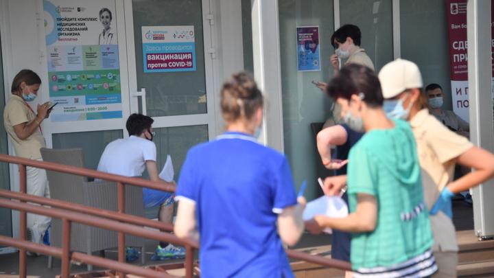 Владимирской области не хватает 100 тысяч доз вакцины от коронавируса