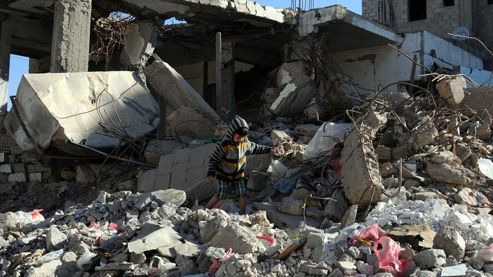 Обстрелы в Дамаске продолжаются: За десять дней погибли 13 человек