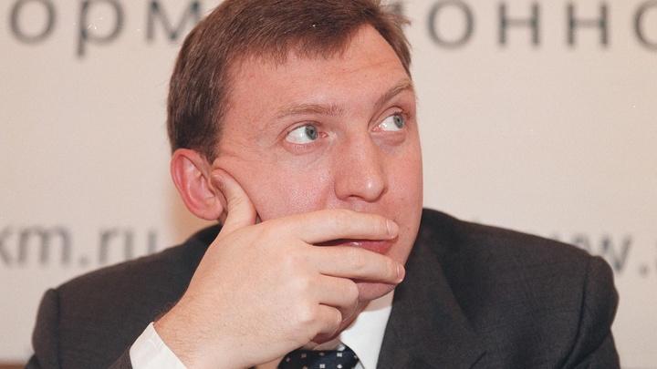 Втри шага: ВСША выдумали, как вывести из-под санкций компанию Дерипаски