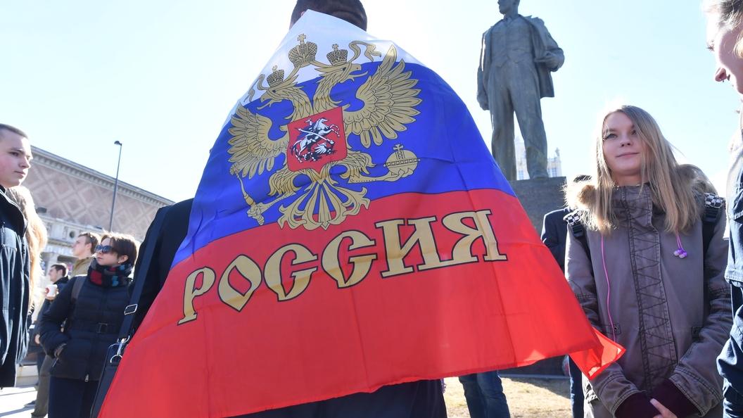 Жители России назвали главные достижения Владимира Путина