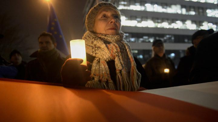 Полякам напомнили о смертельной опасности холодов