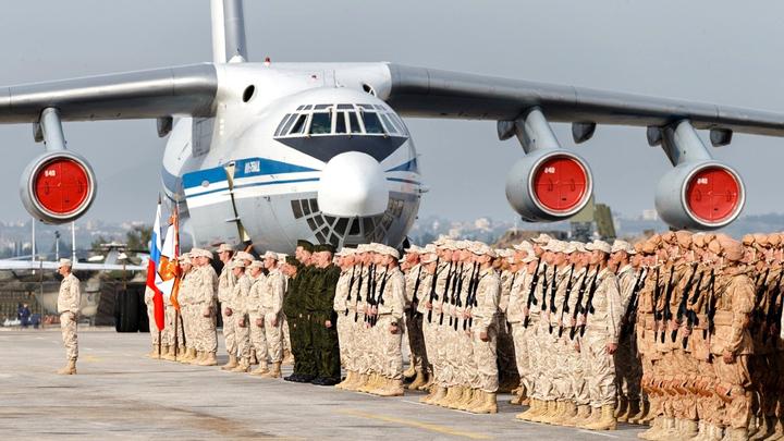 Пентагон не может поверить в вывод российских войск из Сирии