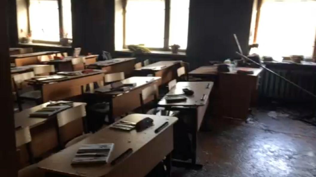 Бурятский школьник описал вдневнике своё нападение нашколу