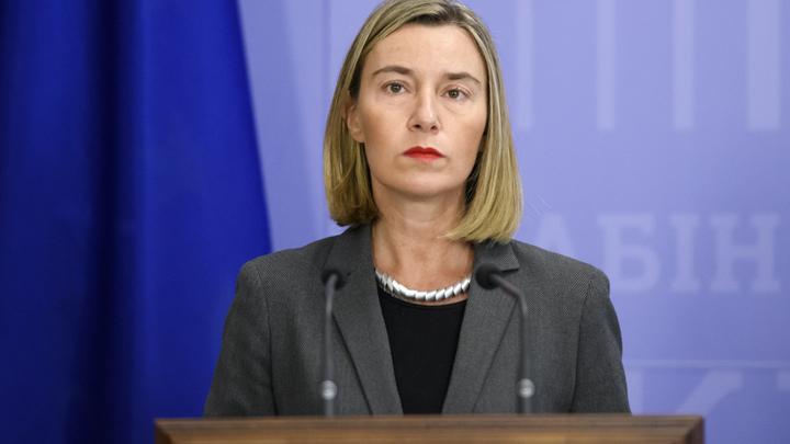 Глава дипломатии ЕС озвучила позицию Европы по санкциям против России