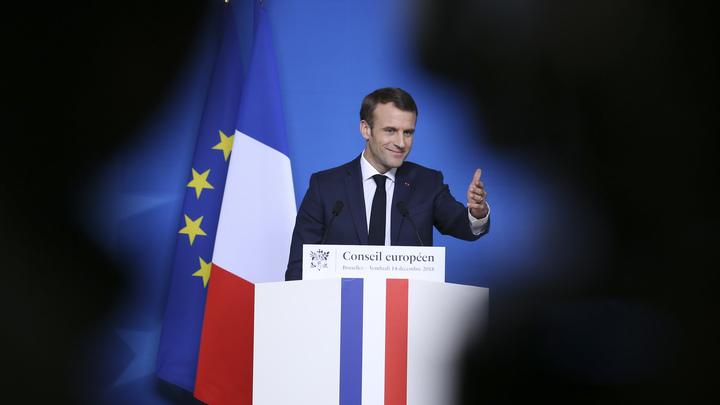 В преддверии национальных дебатов Макрон напишет письмо французам