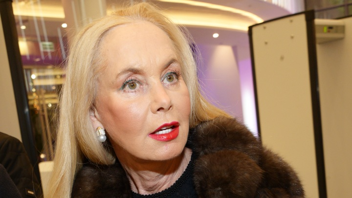 Нелли Кобзон рассказала журналистам об эмиграции дочки и внуков