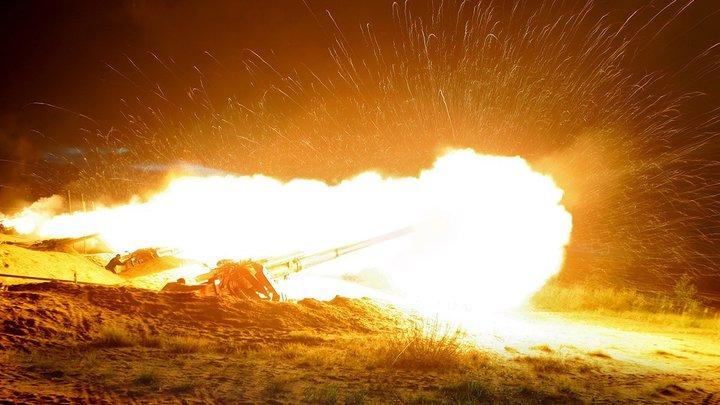 Надёжный щит нашей Родины : 94-летний фронтовик поразил цель из гаубицы в Кузбассе