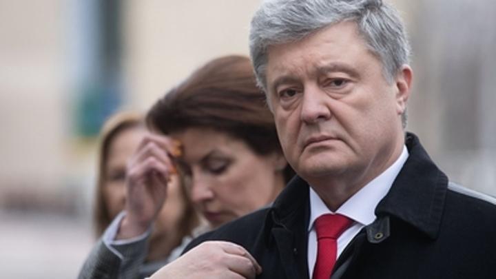 Если они окончательно развалят Украину: В новом майдане Порошенко пользователи увидели русский шанс