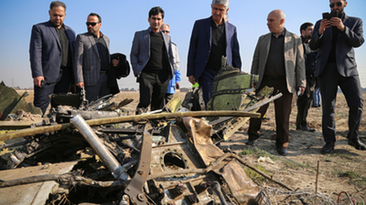 Что у них с головой?: Соловьёв задал Киеву неудобные вопросы по российской ракете в деле крушения Боинга в Иране