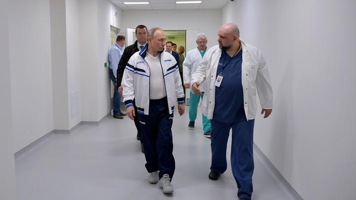 Не из тех, кто из-за болезни впадает в ступор: Коллега Проценко рассказал о закалке главврача