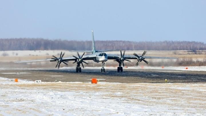Русские Медведи измотали ВВС США в Арктике