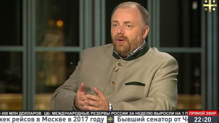 Егор Холмогоров: Германия не станет терпеть американского агента Польшу