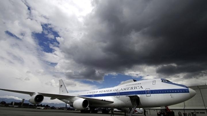 Пилотов США призвали пролетать над Крымом с особой осторожностью
