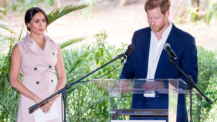 Какую смуту внесла эта дама во дворец!: В Сети осудили Меган Маркл за подсчёты любовниц принца Уильяма