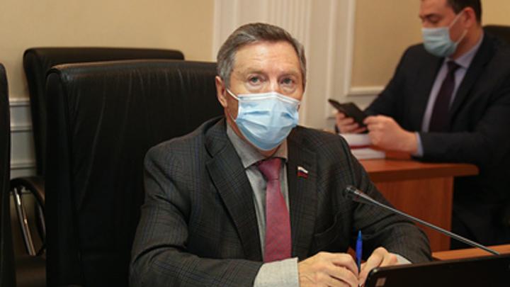 Попавший в ДТП в Липецке сенатор досрочно лишился места в Совфеде