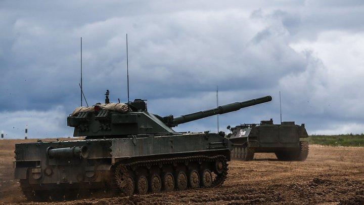 Кошмар НАТО и гордость ВДВ: танком Спрут-СДМ1 заинтересовались на Западе