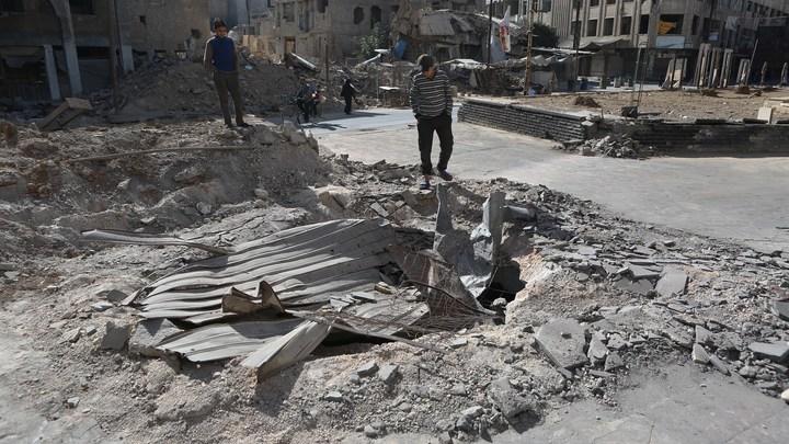 Госдеп ультимативно потребовал от Москвы надавить на Асада