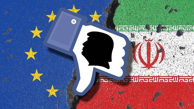 Пятерка и Иран договорились вместе защищаться от американских санкций