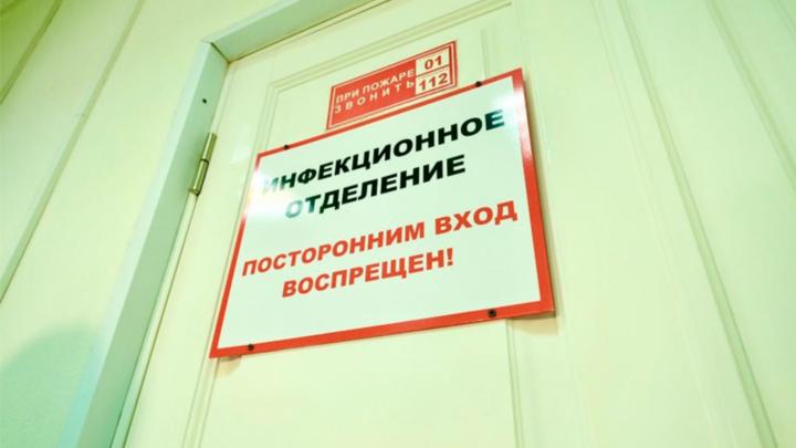 Менее 90% коек для больных COVID-19 заняты в Новосибирской области