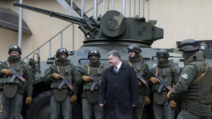 СКР: ВСУ применяют на юго-востоке Украины оружие массового поражения