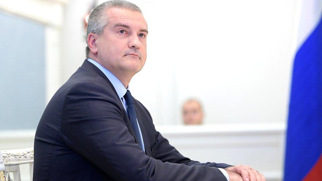 Сергей Аксенов назвал причину отставки министра экономразвития Крыма