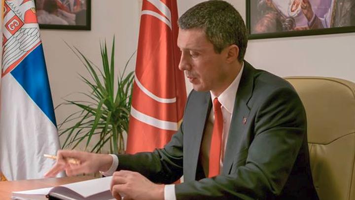 Кандидат в президенты Сербии: Я буду руководствоваться одним девизом: Крым-Россия, Косово-Сербия