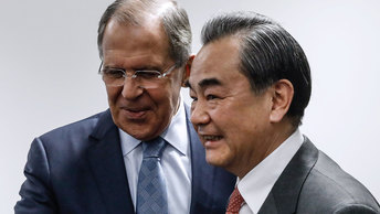 Россия и Китай сверили политику на сирийском направлении
