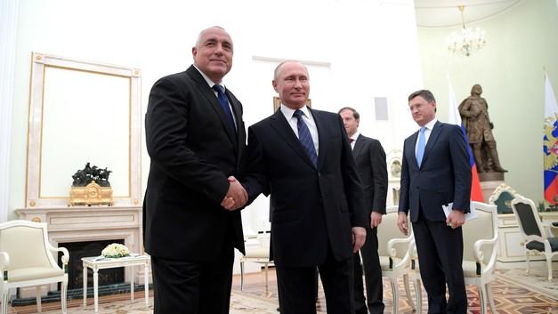«Старший всегда прощает»: Болгария извинилась за срыв дорогостоящего проекта «Газпрома»
