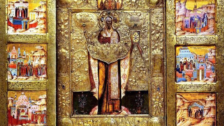 Святитель Евфимий Новгородский