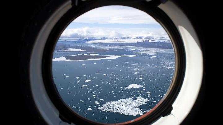 Битва за Арктику: Имя для безымянного архипелага