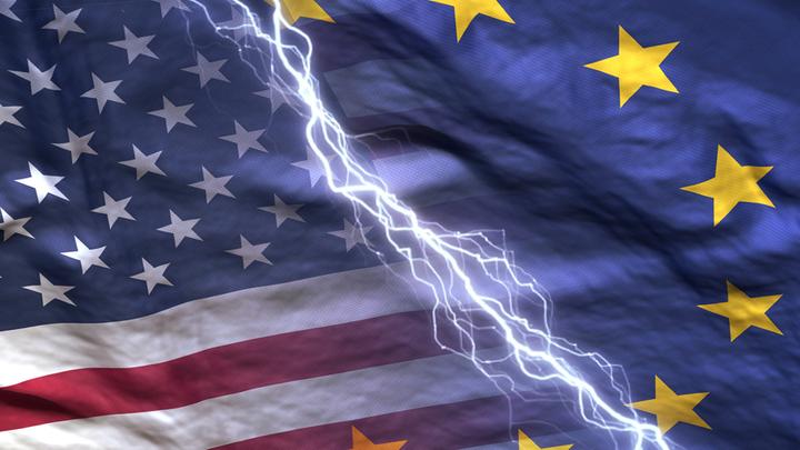 Брюссель против Вашингтона: Бунт или истерика