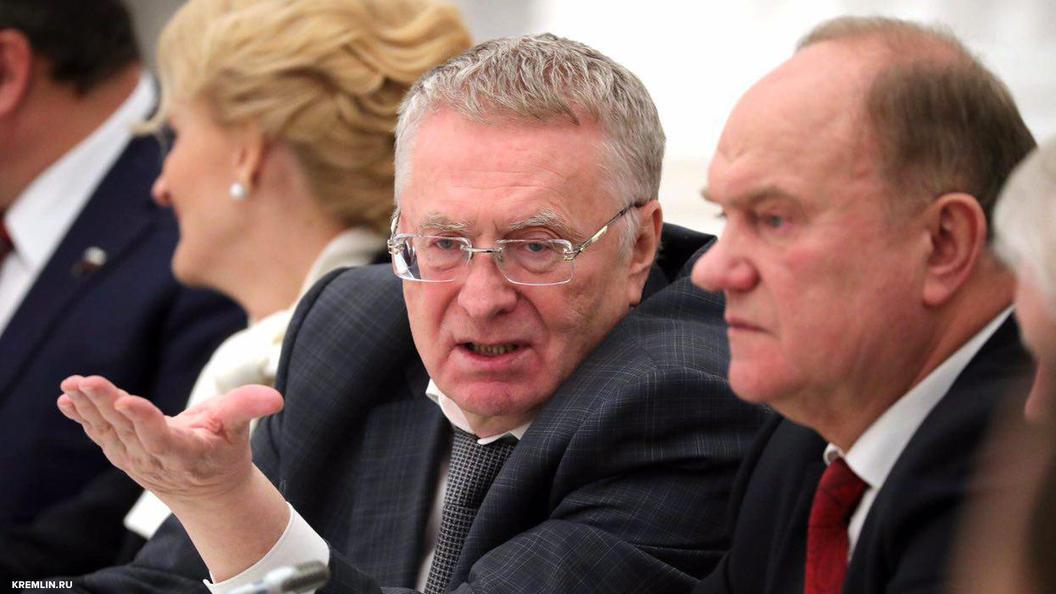 Жириновский знает, как обеспечить спокойствие гражданам России