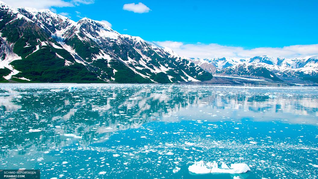 Ученые: Льды Антарктиды дали течь
