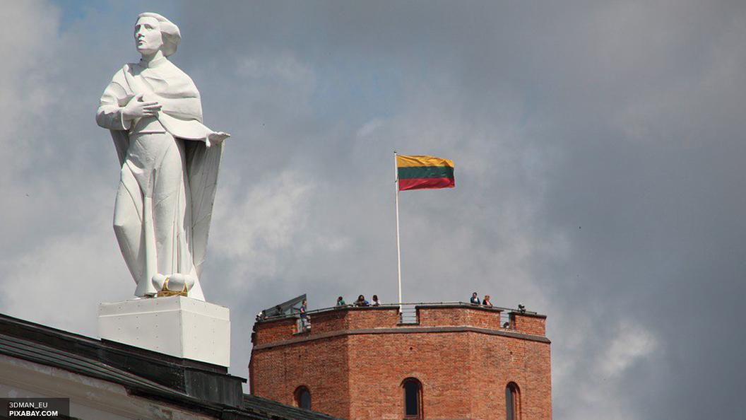 В Литве объяснили нарушение воздушной границы с Белоруссией: Случайно заговорились