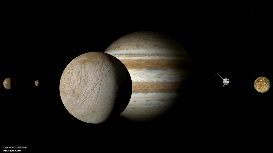 NASA: Кассини прошел точку невозврата