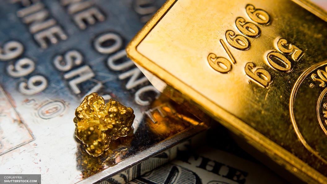 В России золотовалютные резервы выросли в апреле на 0,4%