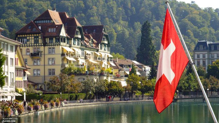 В Цюрихе вандалы оставили надпись с призывом о ликвидации Эрдогана